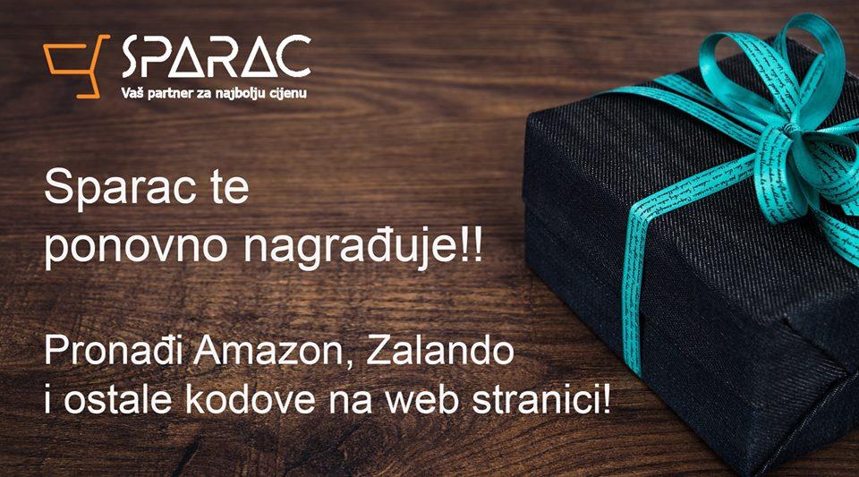 Pronađi Amazon, Zalando i ostale kodove na web stranici!