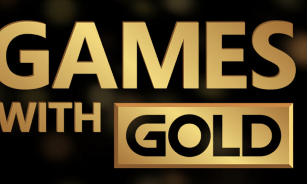 [Microsoft] Games with Gold