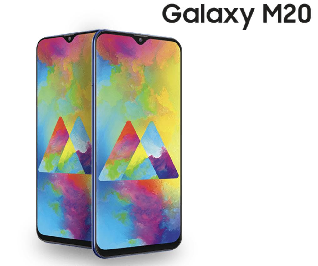 [amazon.de] Samsung Galaxy M20 za 229€