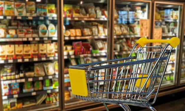 Angebotsübersicht Lebensmittelhandel