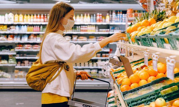 Angebotsübersicht – Lebensmittelhändler